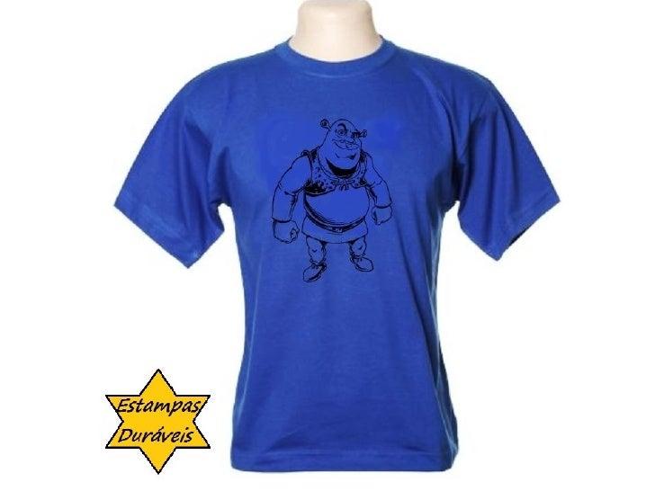 Camiseta shreck,   frases camiseta