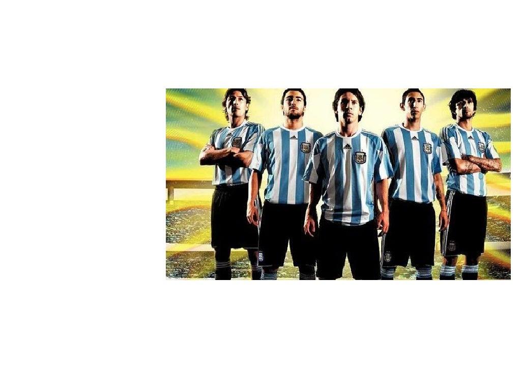 Camisetas Mundial Sudafrica 2010