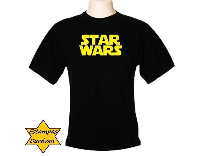 Camiseta star wars,    frases camiseta