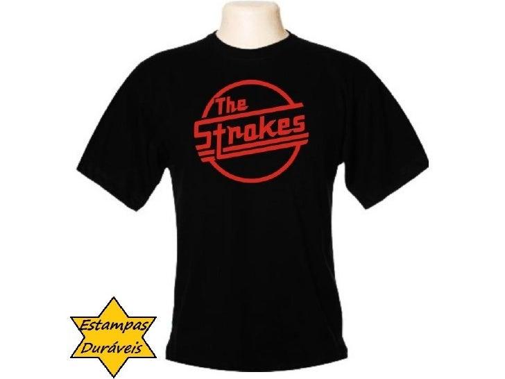 Camiseta strokes,   frases camiseta