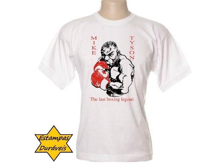 Camiseta tyson,   frases camiseta