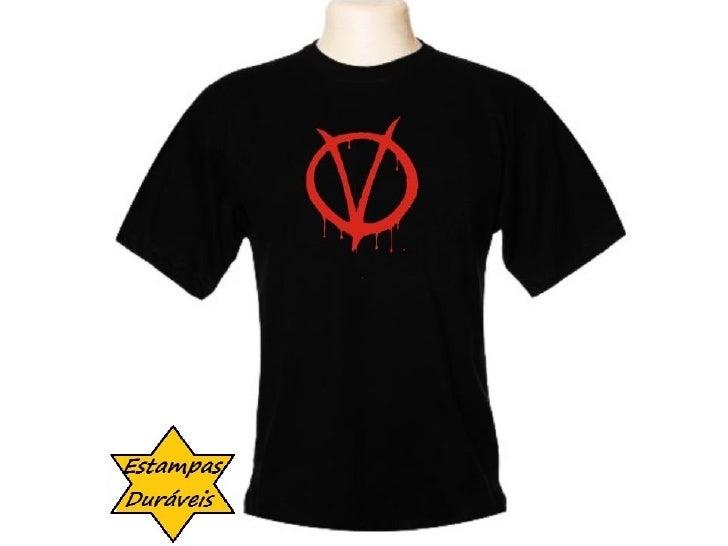 Camiseta v1, frases camiseta