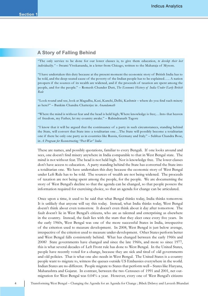 Economic History Of Bengal Pdf