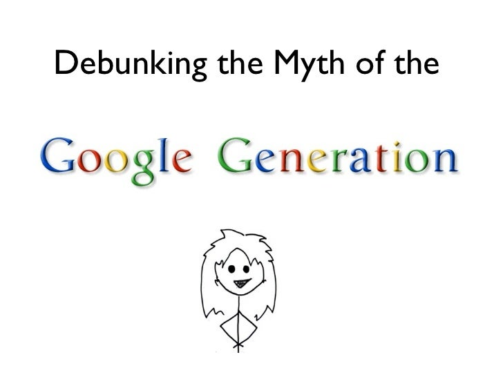 Debunking the Myth of the
