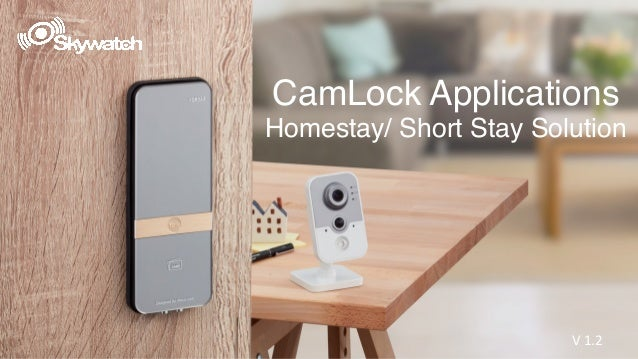 CamLock Applications Homestay/ Short Stay Solution V 1.2