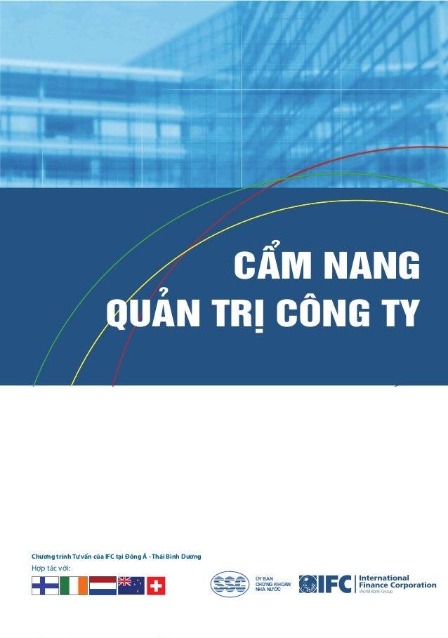 Hợp tác với:                             Chương trình Tư vấn của IFC tại Đông Á - Thái Bình DươngỦY BANNHÀ NƯỚCCHỨNG KHOÁN...