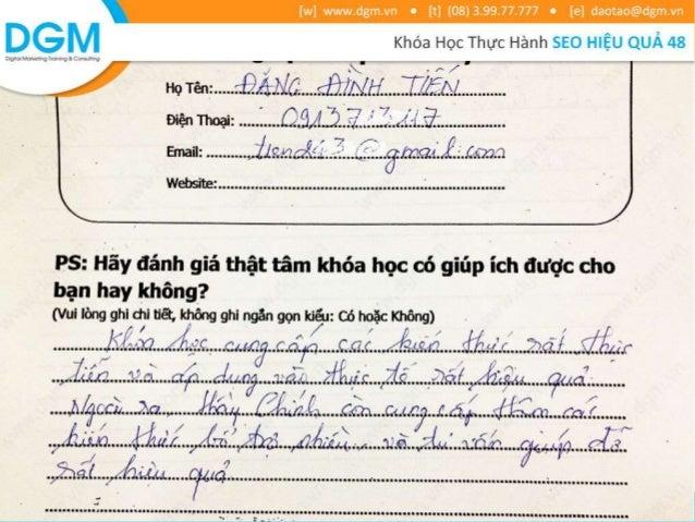 Vui lòng ghi Nguồn:  http://www.dgm.vn/khoa-hoc-seo-  hieu-qua/