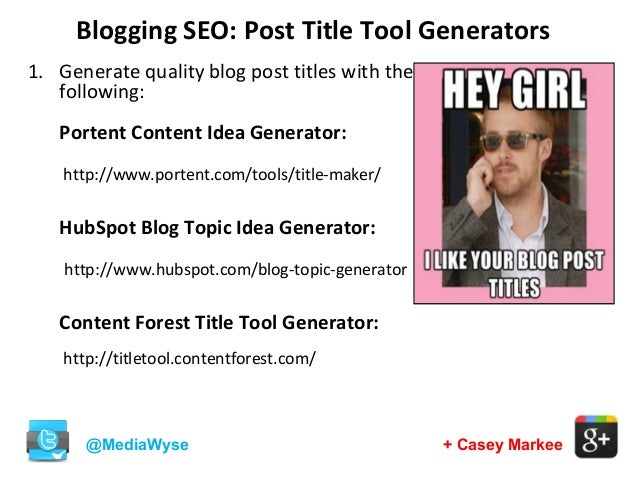 The big bear guide to blogging seo camp blogaway 2014 for Portent title maker
