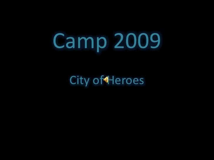 Camp 2009