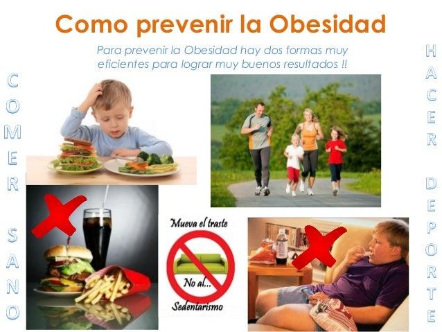 Campaña de salud contra la obesidad