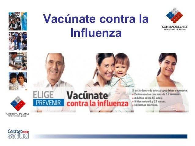 Vacúnate contra laInfluenza