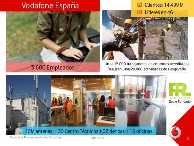 Campa as preventivas virales vodafone for Oficina 4g vodafone
