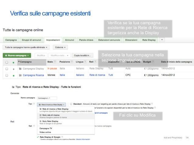 Verifica sulle campagne esistenti                                      Verifica se la tua campagna                        ...