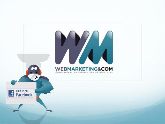 Votre communication sur Facebook 2 L'idée : Vous aider à animer la page et recruter des fans en vue de fidéliser les clien...