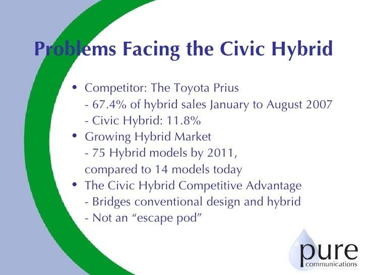 2008 civic hybrid problems