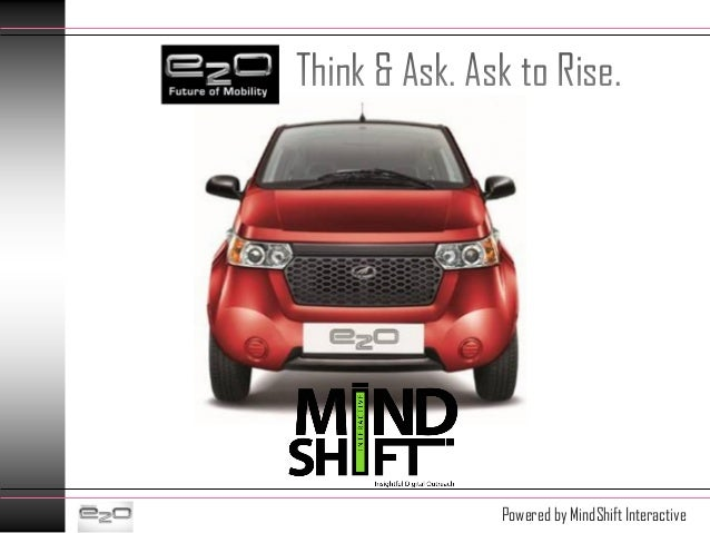 Think & Ask. Ask to Rise.               Powered by MindShift Interactive