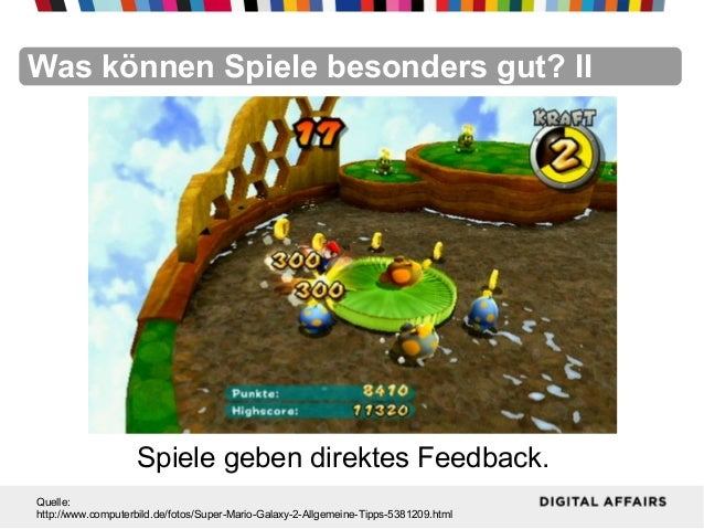 FacebookFacebookFacebookFacebookFacebookFacebookWas können Spiele besonders gut? IISpiele geben direktes Feedback.Quelle:h...