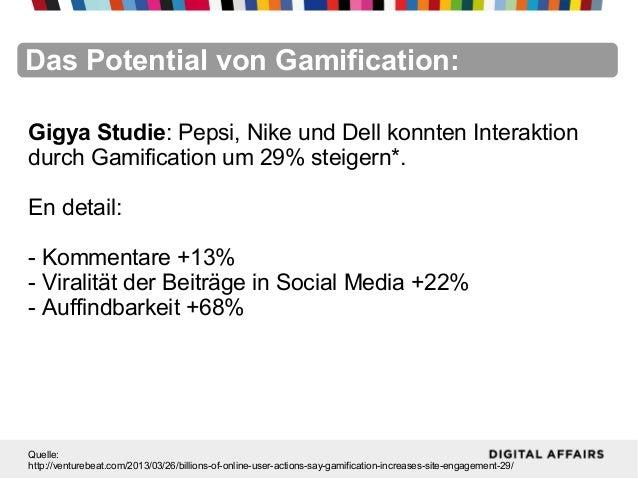 FacebookFacebookFacebookFacebookFacebookFacebookDas Potential von Gamification:Gigya Studie: Pepsi, Nike und Dell konnten ...