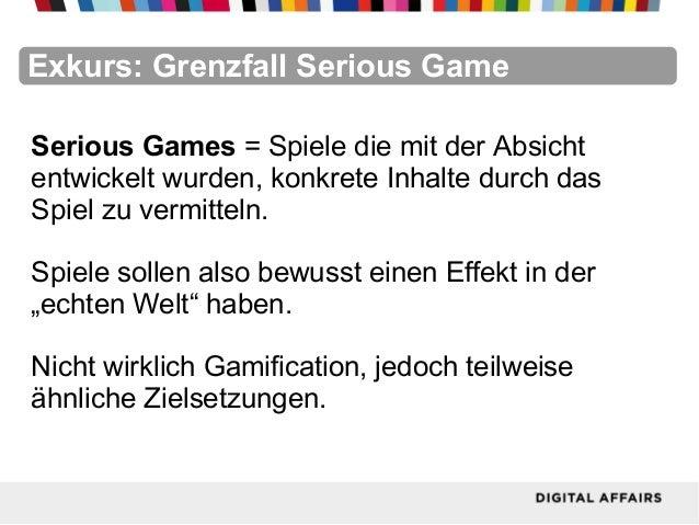 FacebookFacebookFacebookFacebookFacebookFacebookExkurs: Grenzfall Serious GameSerious Games = Spiele die mit der Absichten...