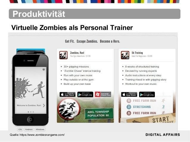ProduktivitätQuelle: https://www.zombiesrungame.com/Virtuelle Zombies als Personal Trainer