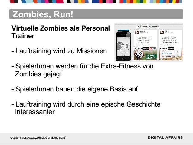 Zombies, Run!Quelle: https://www.zombiesrungame.com/Virtuelle Zombies als PersonalTrainer- Lauftraining wird zu Missionen-...