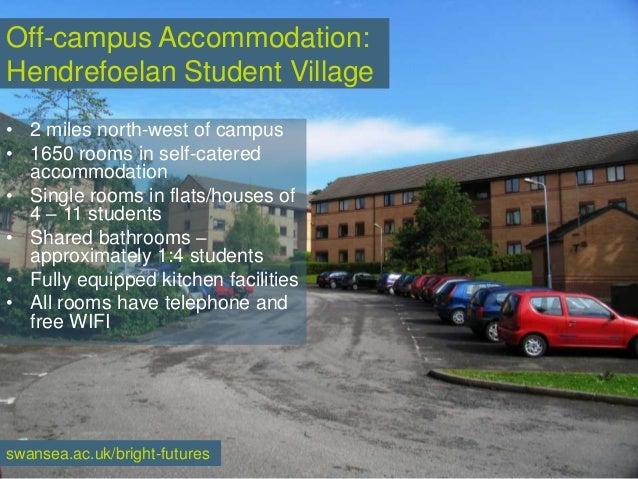 Hendrefoelan Student Village Rooms