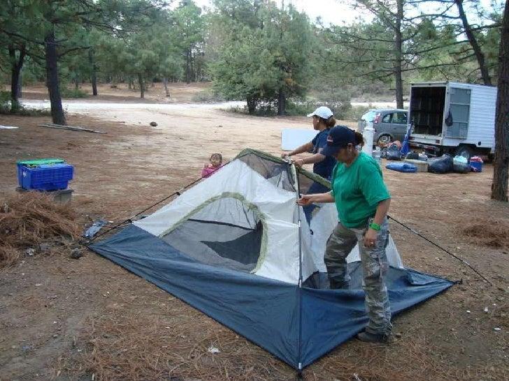 Campamentos Slide 3