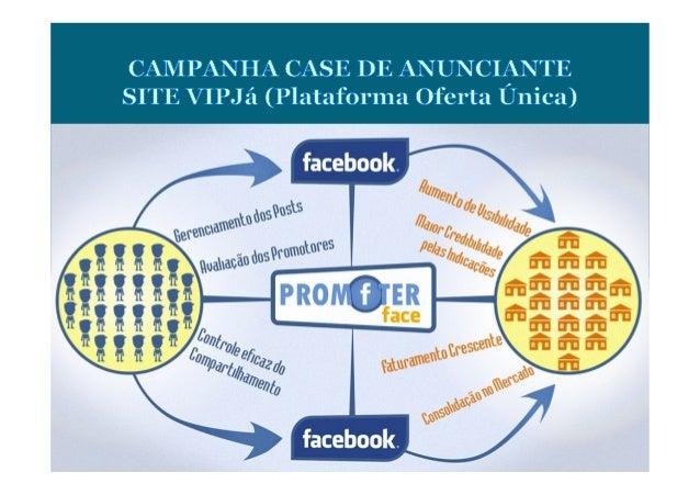 CAMPANHA CASE DE ANUNCIANTE • Na apresentação a seguir será possível ter um exemplo prático do desempenho das divulgações ...