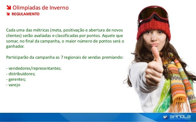 Campanha Incentivo Inverno