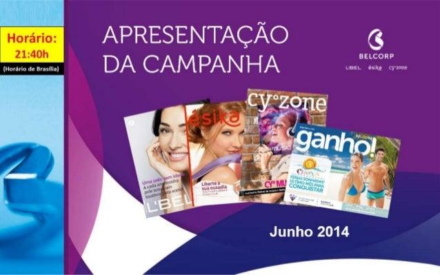 Campanha junho 2014