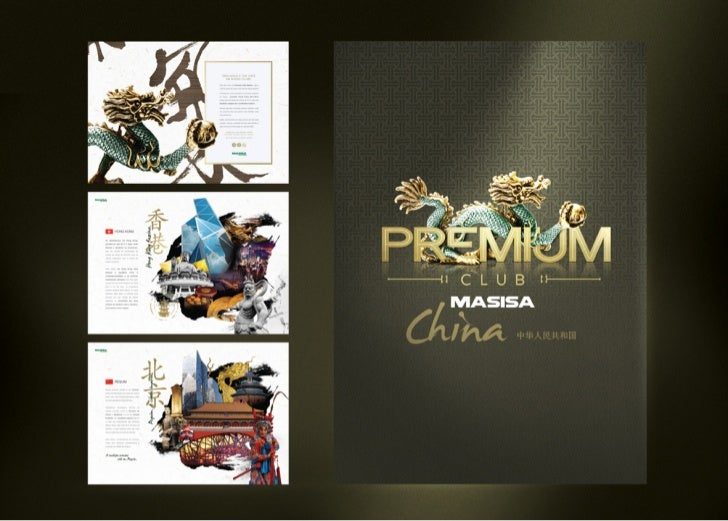 Premium Club Masisa China