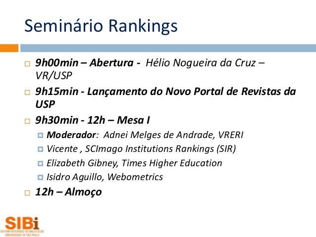 f270c3c6a98a6 Campanha Mês da Produção USP 2012 - Palestra aos Bibliotecários - Profa.  Sueli Mara Ferreira