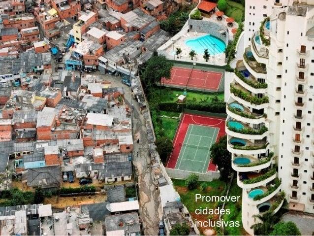 Promover cidades inclusivas