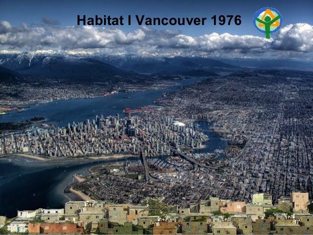Habitat I Vancouver 1976