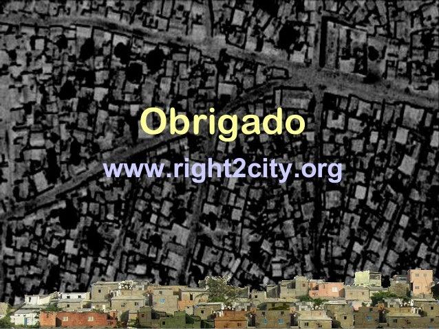 Campanha para a adopção do Financiamento Imobiliário na  Nova Agenda Urbana do Habitat III