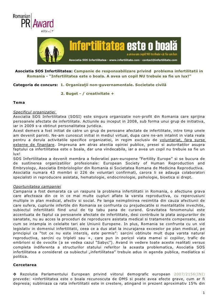 Campanie sosi pr_award_2010