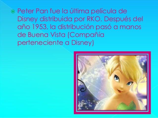 Campanilla Peter Pan