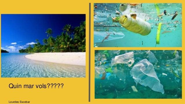 Quin mar vols????? Lourdes Escobar