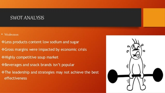 campbell soup profit analysis Campbell soup co – value analysis our analysis is based on comparing campbell soup co with cpb-us's relative asset efficiency and net profit margins are.