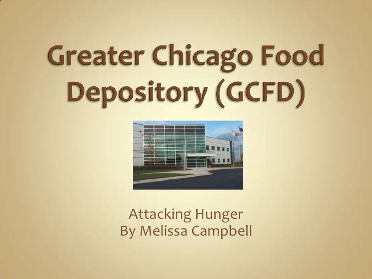 Attacking Hunger By Melissa Campbell