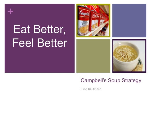 campbell soup company case analysis In case you missed it, last week the acfe—the association of certified fraud examiners—released a video interview with bethmara kessler, cfe, vice president of corporate audit at campbell soup company and longtime user of caseware idea data analysis software.