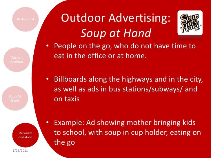 case study campbell soup company Get this from a library campbell soup company case study: effective positioning in an economic downturn.