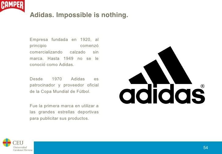 ropa deportiva de alto rendimiento diseño hábil fecha de lanzamiento origen y evolucion de la marca adidas | Adidou