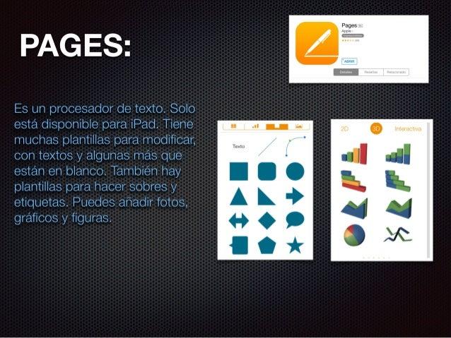 Apps que usamos en clase Slide 2