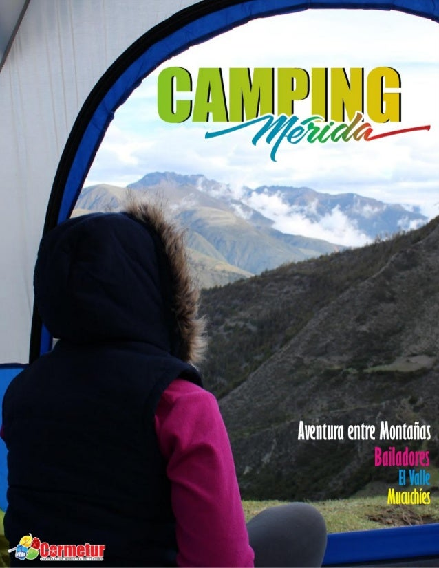 Camping Mérida Guía Digital