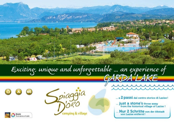 Brochure 2012 Camping Spiaggia d'Oro
