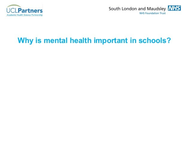 Jonathan Campion, South London and Maudsley NHS Foundation ...