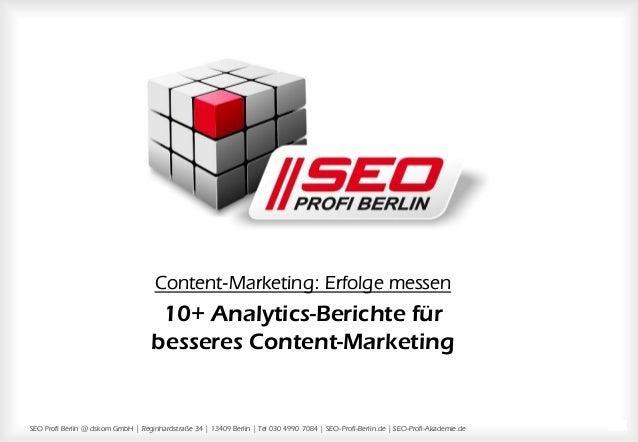 SEO Profi Berlin @ dskom GmbH | Reginhardstraße 34 | 13409 Berlin | Tel 030 4990 7084 | SEO-Profi-Berlin.de | SEO-Profi-Ak...
