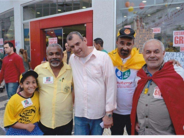 11 de Julho - Dia Nacional de Luta em Campos - RJ