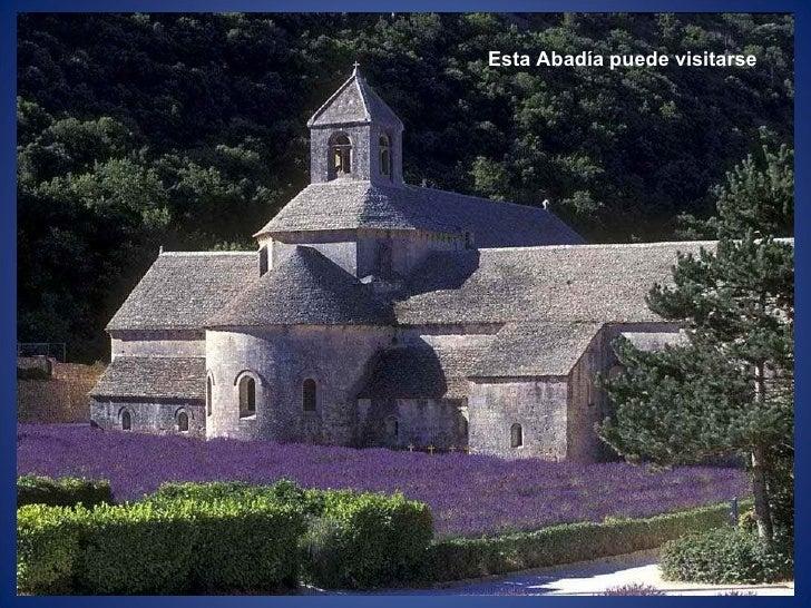 Esta Abadía puede visitarse